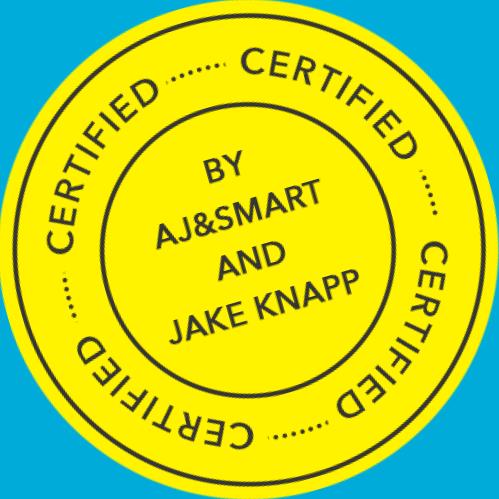 Design Sprint Certified Stamp